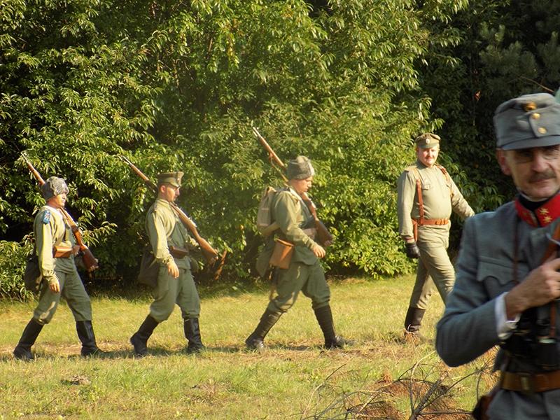 """IV Piknik Historyczny """"JURA 1914"""" w Krzywopłotach (09.09.2017 [069]"""