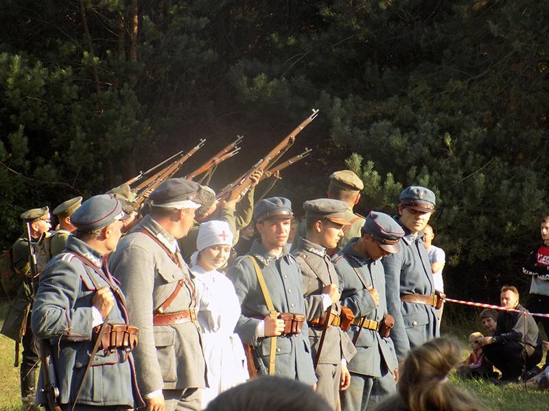 """IV Piknik Historyczny """"JURA 1914"""" w Krzywopłotach (09.09.2017 [071]"""