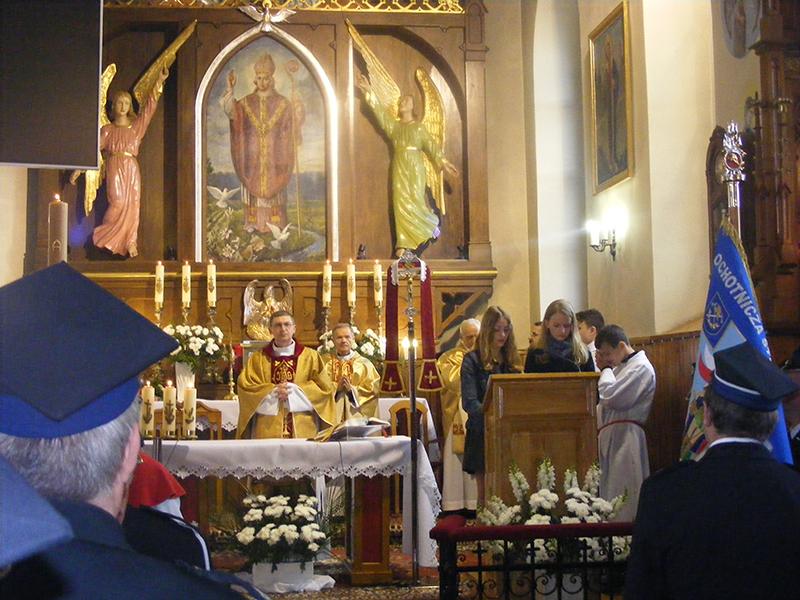 Odpust Parafialny św. Stanisława BM oraz 25 lecie kapłaństwa Księdza Proboszcza (08.05.2016) [015]