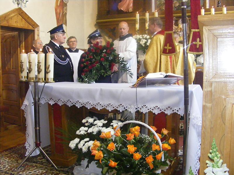 Odpust Parafialny św. Stanisława BM oraz 25 lecie kapłaństwa Księdza Proboszcza (08.05.2016) [038]