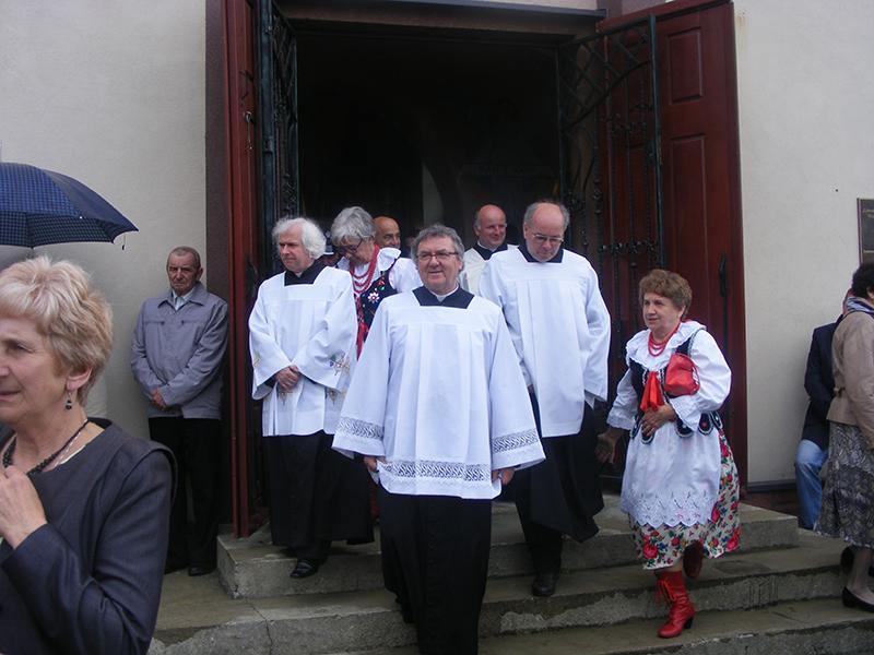 Odpust Parafialny św. Stanisława BM oraz 25 lecie kapłaństwa Księdza Proboszcza (08.05.2016) [048]