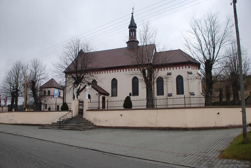 Parafia i wieś Cieślin [001]