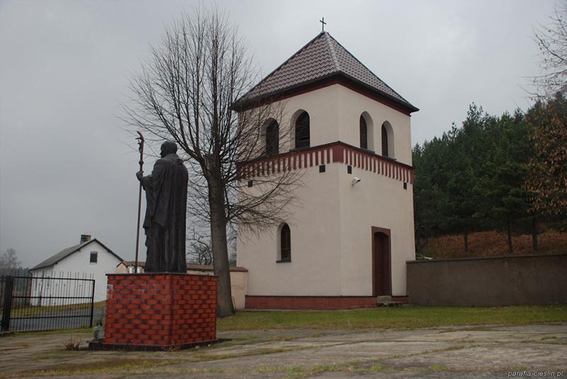Parafia i wieś Cieślin [005]