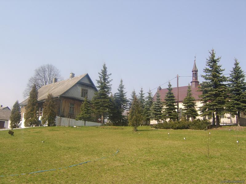 Parafia i wieś Cieślin [028]