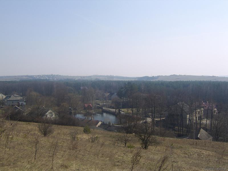 Parafia i wieś Cieślin [045]