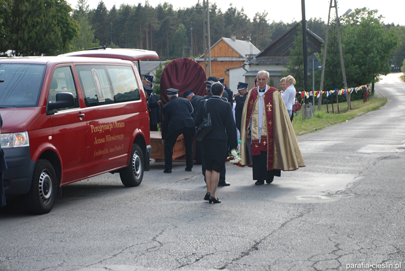 Peregrynacja Obrazu Jezusa Miłosiernego 2012 r. (30-31.05.2012) [017]