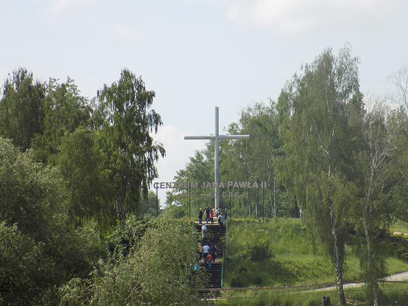 Pielgrzymka Diecezji Sosnowieckiej do Sanktuarium Bożego Miłosierdzia w Krakowie-Łagiewnikach (04.06.2016) [026]