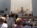 Pielgrzymka Diecezji Sosnowieckiej do Sanktuarium Bożego Miłosierdzia w Krakowie-Łagiewnikach (04.06.2016) [030]