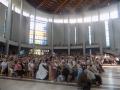 Pielgrzymka Diecezji Sosnowieckiej do Sanktuarium Bożego Miłosierdzia w Krakowie-Łagiewnikach (04.06.2016) [037]