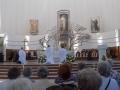 Pielgrzymka Diecezji Sosnowieckiej do Sanktuarium Bożego Miłosierdzia w Krakowie-Łagiewnikach (04.06.2016) [039]