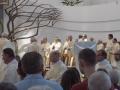 Pielgrzymka Diecezji Sosnowieckiej do Sanktuarium Bożego Miłosierdzia w Krakowie-Łagiewnikach (04.06.2016) [044]