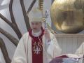 Pielgrzymka Diecezji Sosnowieckiej do Sanktuarium Bożego Miłosierdzia w Krakowie-Łagiewnikach (04.06.2016) [070]