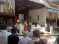 Pielgrzymka Diecezji Sosnowieckiej do Sanktuarium NMP Gwiazdy Nowej Ewangelizacji i św. Jana Pawła II w Toruniu (14.04.2018) [015]