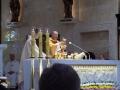 Pielgrzymka Diecezji Sosnowieckiej do Sanktuarium NMP Gwiazdy Nowej Ewangelizacji i św. Jana Pawła II w Toruniu (14.04.2018) [024]