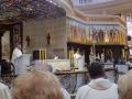 Pielgrzymka Diecezji Sosnowieckiej do Sanktuarium NMP Gwiazdy Nowej Ewangelizacji i św. Jana Pawła II w Toruniu (14.04.2018) [029]