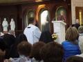 Pielgrzymka Diecezji Sosnowieckiej do Sanktuarium NMP Gwiazdy Nowej Ewangelizacji i św. Jana Pawła II w Toruniu (14.04.2018) [033]