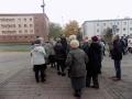 Pielgrzymka do Drzwi Świętych w Bazylice NMP Anielskiej w Dąbrowie Górniczej (22.10.2016) [006]