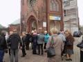 Pielgrzymka do Drzwi Świętych w Bazylice NMP Anielskiej w Dąbrowie Górniczej (22.10.2016) [007]