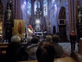 Pielgrzymka do Drzwi Świętych w Bazylice NMP Anielskiej w Dąbrowie Górniczej (22.10.2016) [014]