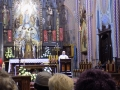 Pielgrzymka do Drzwi Świętych w Bazylice NMP Anielskiej w Dąbrowie Górniczej (22.10.2016) [019]
