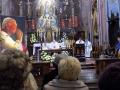 Pielgrzymka do Drzwi Świętych w Bazylice NMP Anielskiej w Dąbrowie Górniczej (22.10.2016) [021]