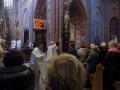 Pielgrzymka do Drzwi Świętych w Bazylice NMP Anielskiej w Dąbrowie Górniczej (22.10.2016) [024]