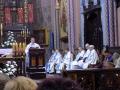 Pielgrzymka do Drzwi Świętych w Bazylice NMP Anielskiej w Dąbrowie Górniczej (22.10.2016) [025]