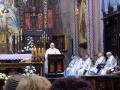 Pielgrzymka do Drzwi Świętych w Bazylice NMP Anielskiej w Dąbrowie Górniczej (22.10.2016) [027]