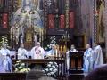 Pielgrzymka do Drzwi Świętych w Bazylice NMP Anielskiej w Dąbrowie Górniczej (22.10.2016) [030]
