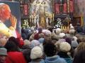 Pielgrzymka do Drzwi Świętych w Bazylice NMP Anielskiej w Dąbrowie Górniczej (22.10.2016) [032]