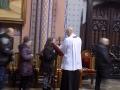 Pielgrzymka do Drzwi Świętych w Bazylice NMP Anielskiej w Dąbrowie Górniczej (22.10.2016) [033]