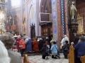 Pielgrzymka do Drzwi Świętych w Bazylice NMP Anielskiej w Dąbrowie Górniczej (22.10.2016) [035]