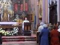 Pielgrzymka do Drzwi Świętych w Bazylice NMP Anielskiej w Dąbrowie Górniczej (22.10.2016) [036]