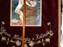 Poświęcenie nowej chorągwi procesyjnej ufundowanej przez mieszkańców Kolbarku (19.01.2018)