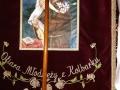 Poświęcenie nowej chorągwi procesyjnej ufundowanej przez mieszkańców Kolbarku (19.01.2018) [001]