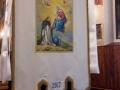 Poświęcenie nowej chorągwi procesyjnej ufundowanej przez mieszkańców Kolbarku (19.01.2018) [002]