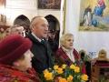 Poświęcenie nowej chorągwi procesyjnej ufundowanej przez mieszkańców Kolbarku (19.01.2018) [009]