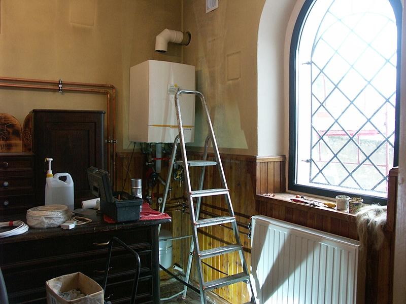 [023] Budowa i montaż instalacji gazowej do ogrzewania kościoła (13.02.2016) (5)