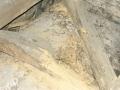 [008] Impregnacja (zabezpieczanie za pomocą ultradżwięków) belek stropowych nad kościołem przed ociepleniem stropu (27.08.2014) (2)