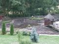 [016] Czyszczenie i pogłębianie jednej z sadzawek wodnych w ogrodzie przy plebanii (14.09.2015)