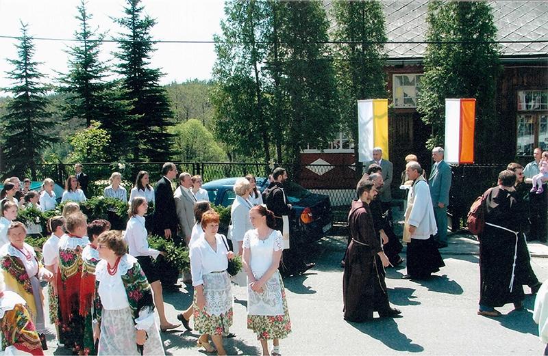 Prymicje o. Łukasza Nocoń (22.05.2005) [007]