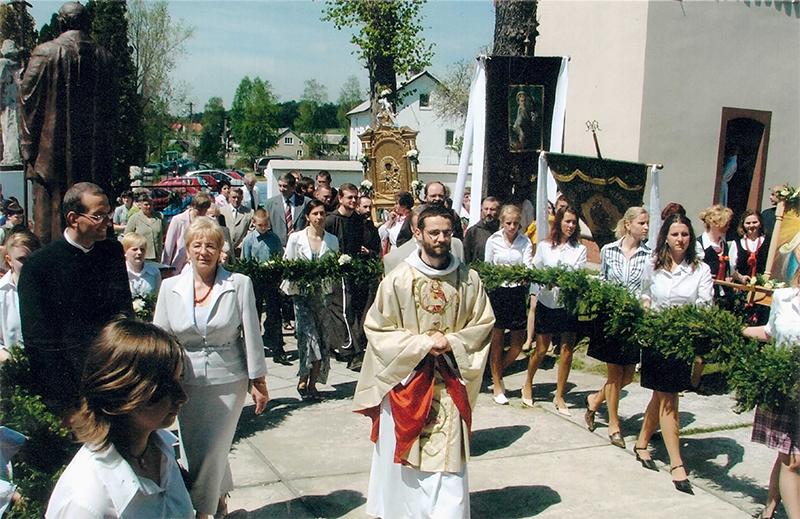 Prymicje o. Łukasza Nocoń (22.05.2005) [009]