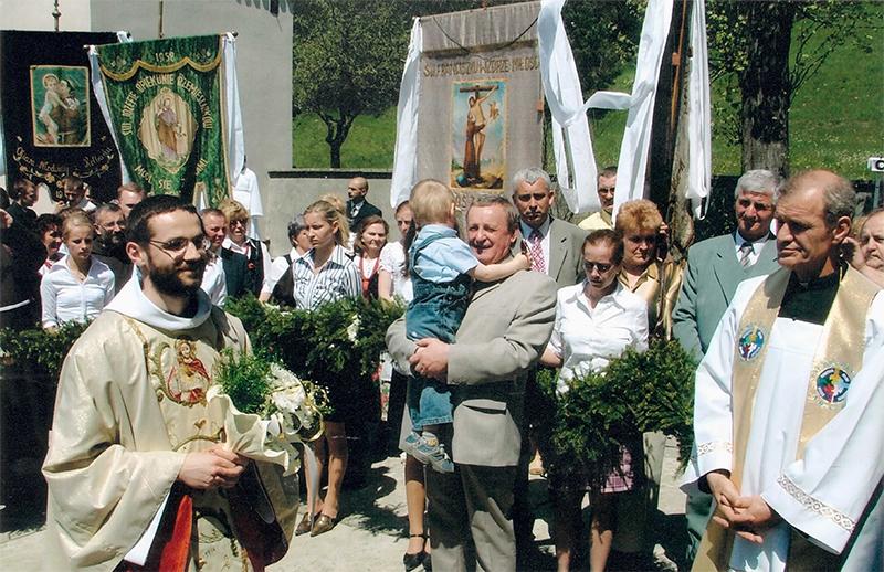 Prymicje o. Łukasza Nocoń (22.05.2005) [010]
