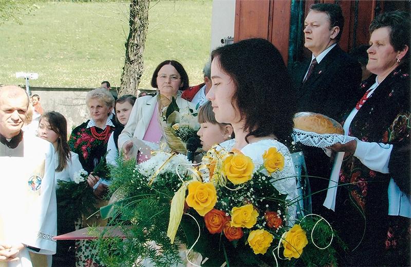 Prymicje o. Łukasza Nocoń (22.05.2005) [012]