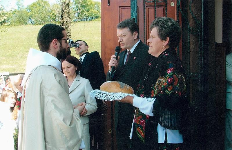 Prymicje o. Łukasza Nocoń (22.05.2005) [013]