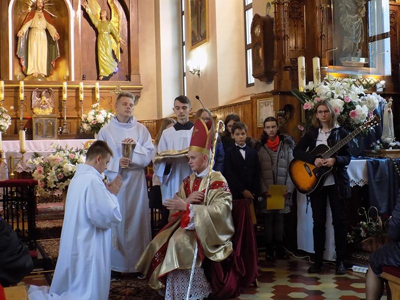 Przedstawienie o św. Janie Pawle II (28.10.2018) [004]