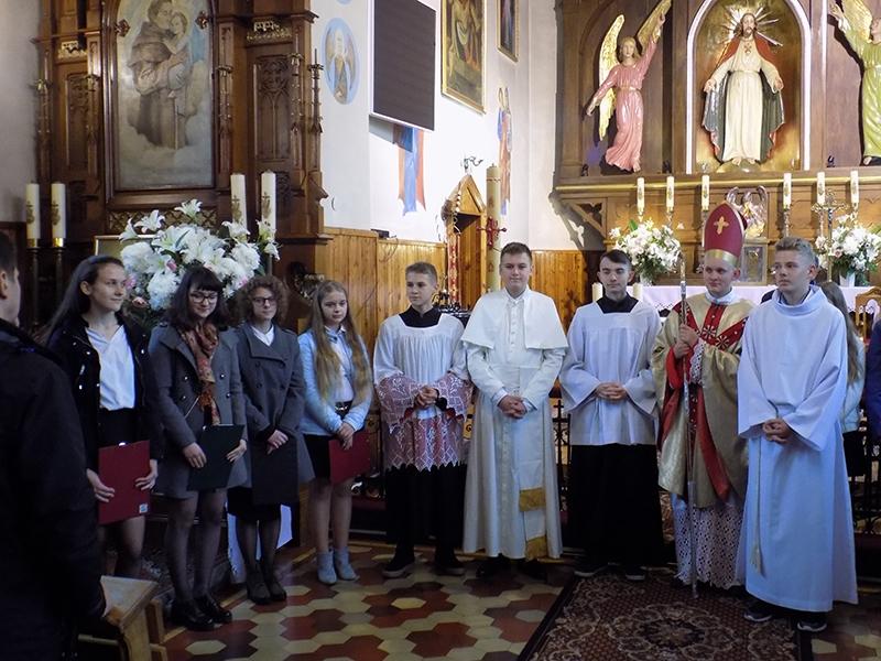 Przedstawienie o św. Janie Pawle II (28.10.2018) [018]