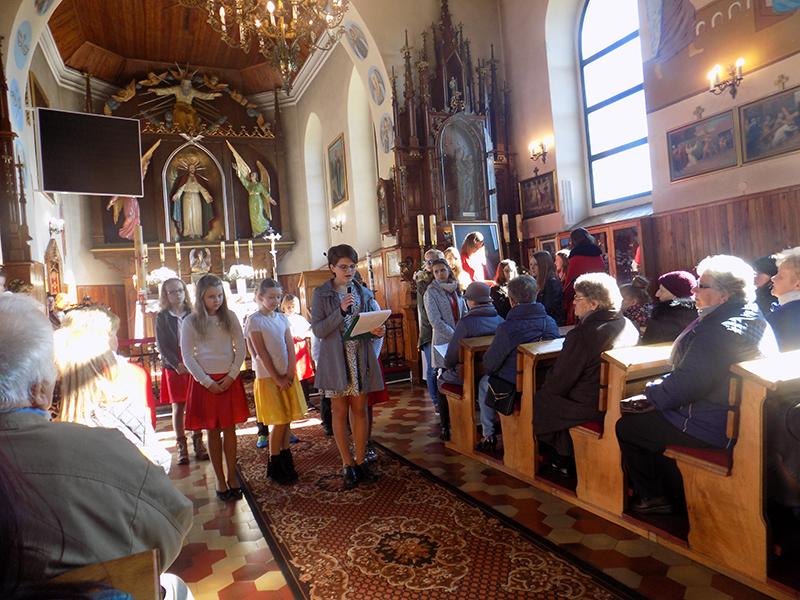 Przedstawienie o św. Janie Pawle II oraz ŚDM 2016 (23.10.2016) [012]