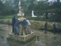 Remont Figury św. Jana Nepomucena 1999 r. [007]