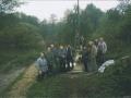 Remont Figury św. Jana Nepomucena 1999 r. [008]